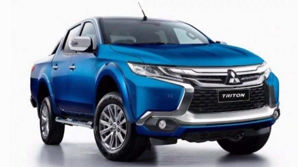 43 The 2020 Mitsubishi Triton New Model And Performance