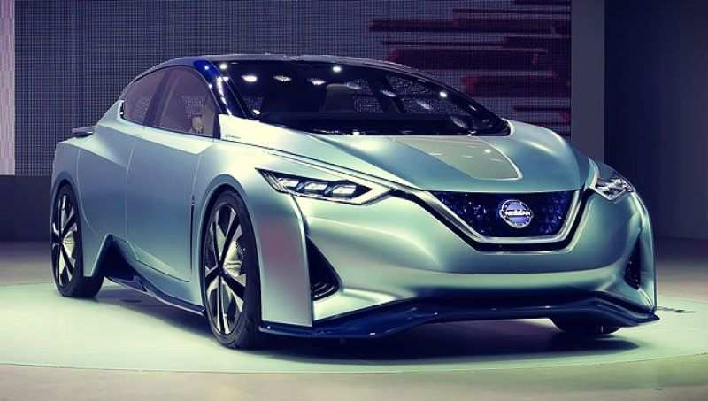 43 The 2020 Nissan Leaf Range Pictures