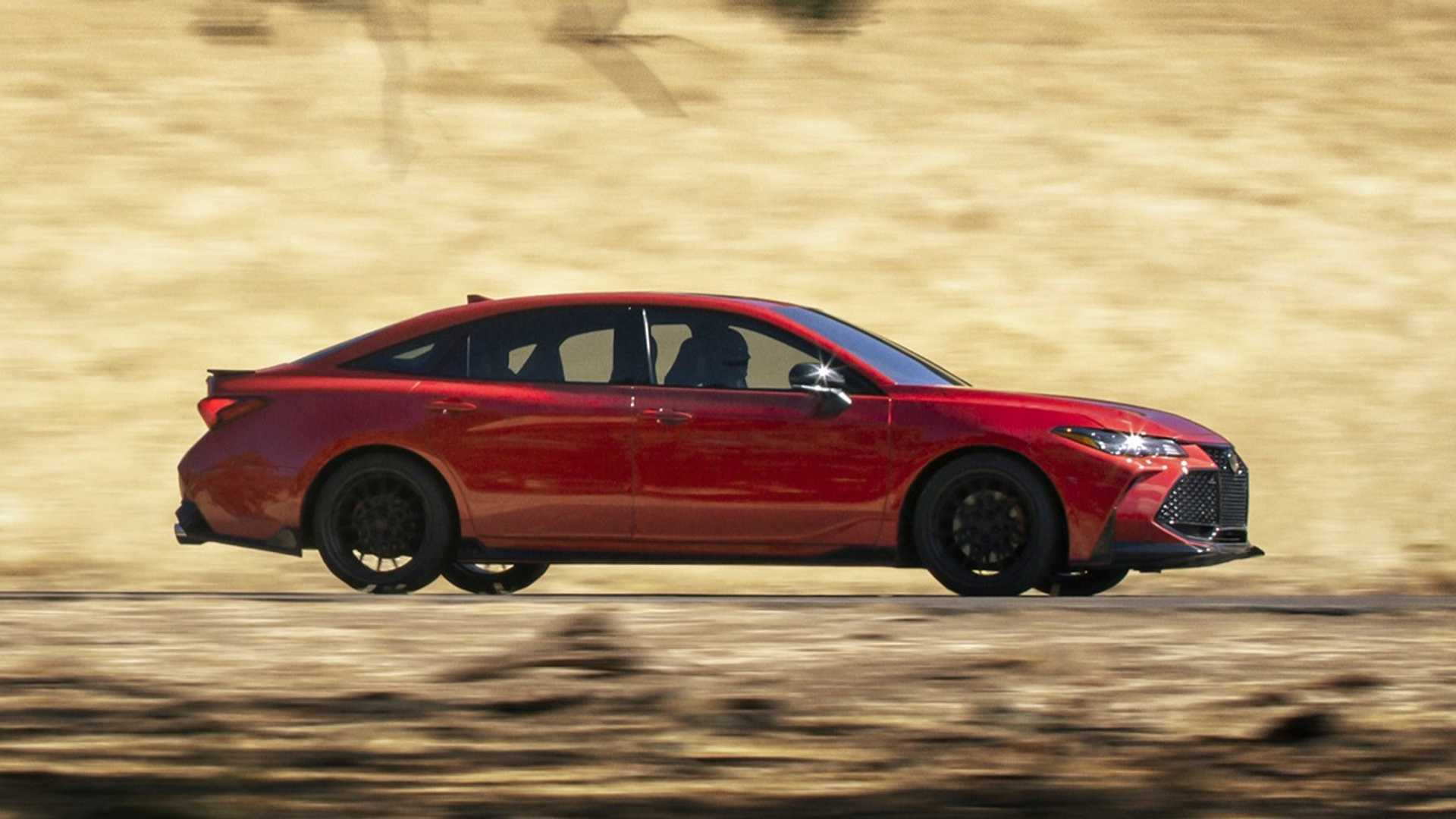 43 The 2020 Toyota Avalon Review