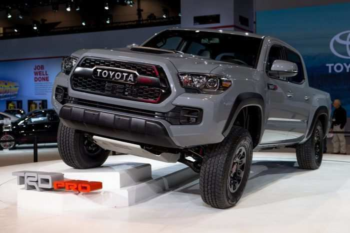 43 The 2020 Toyota Hilux Release