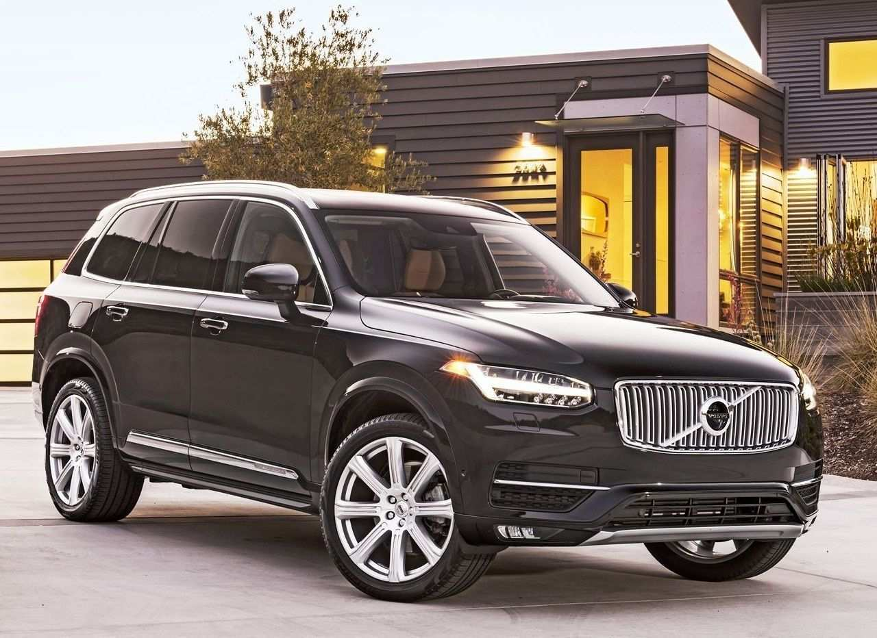 43 The 2020 Volvo V90 Specification Redesign