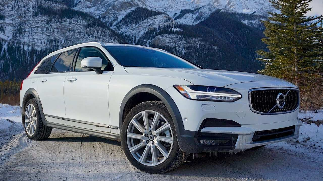 43 The 2020 Volvo V90 Wagon Release Date