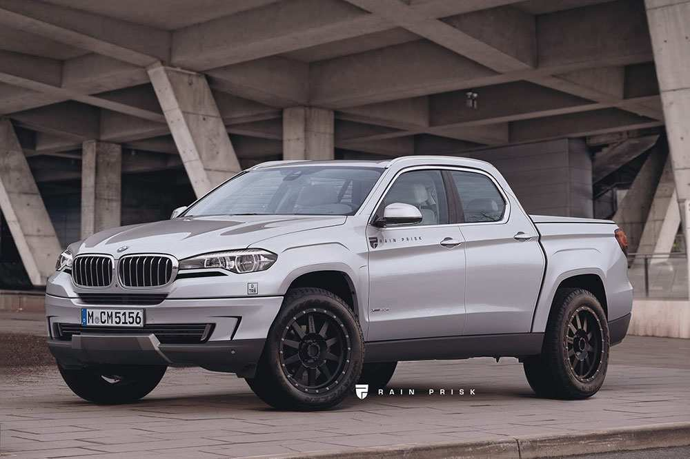 43 The BMW Bakkie 2020 Exterior