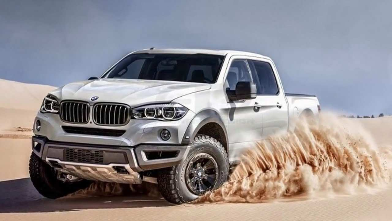 43 The BMW Bakkie 2020 Images