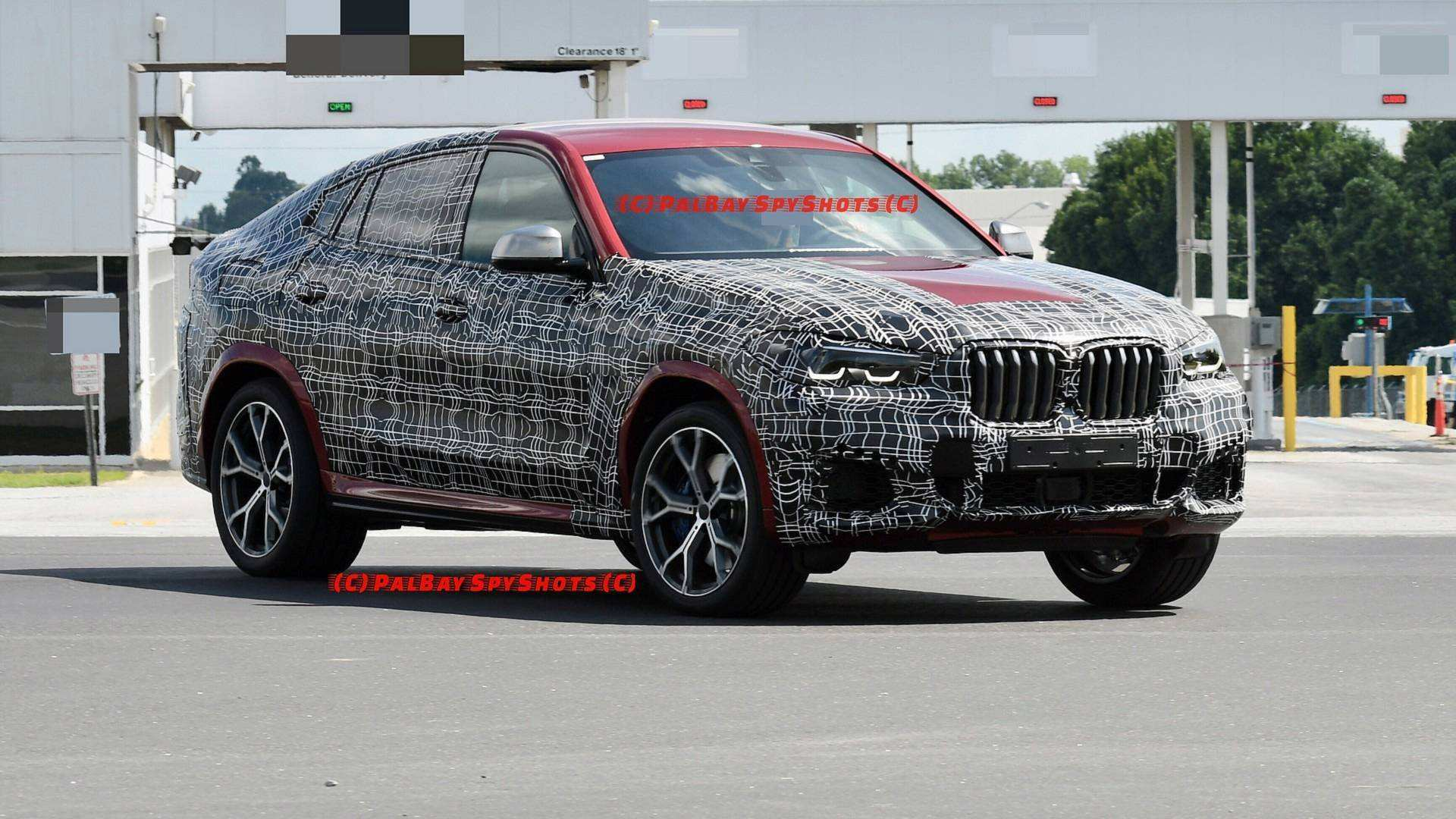 43 The BMW X6 2020 Release Date And Concept