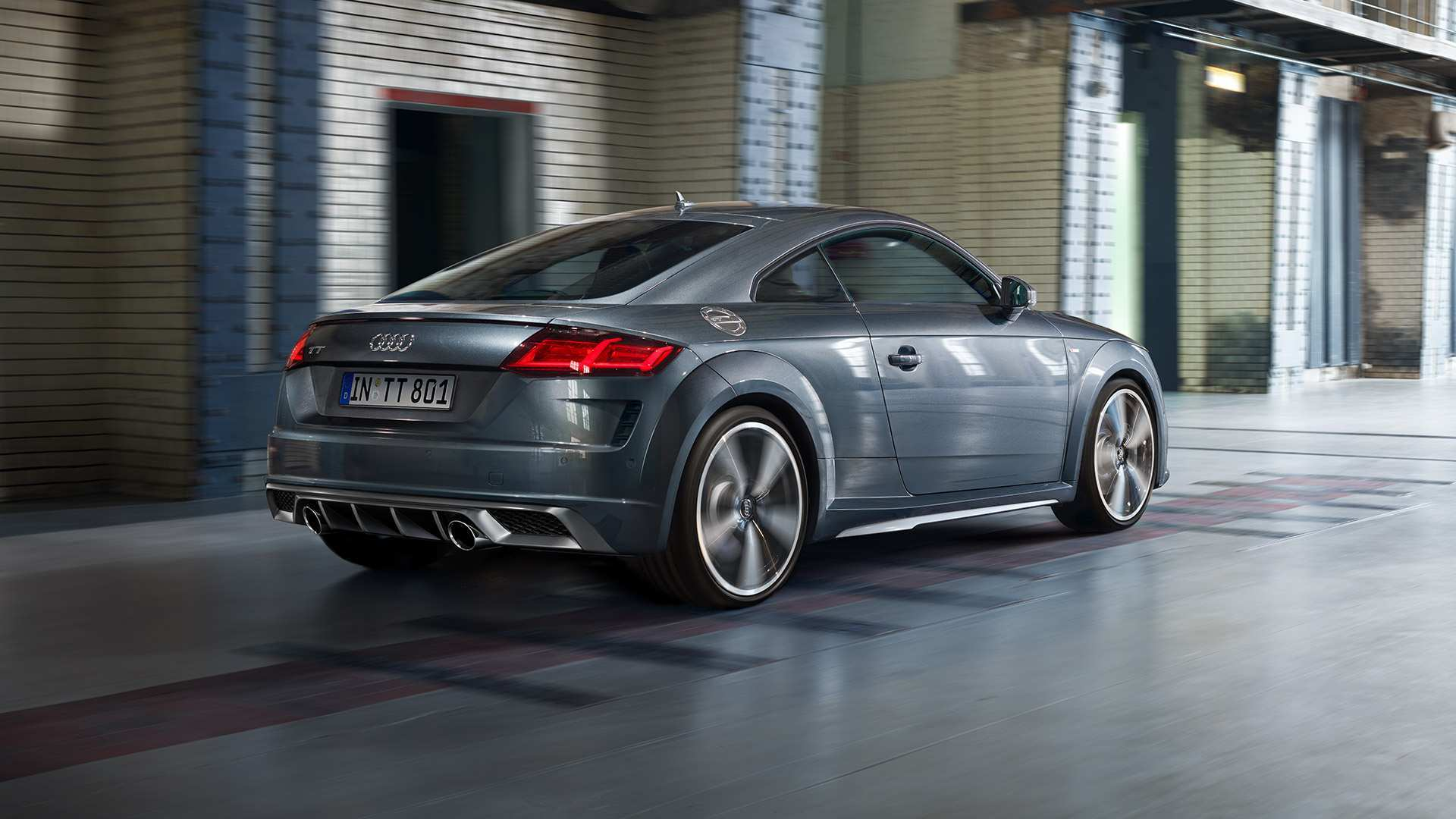 43 The Best 2019 Audi TT Redesign