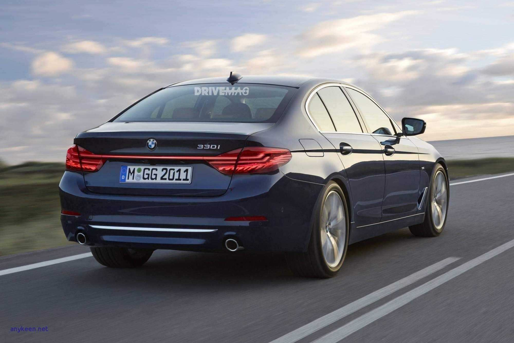 43 The Best 2019 BMW 550I Price And Release Date