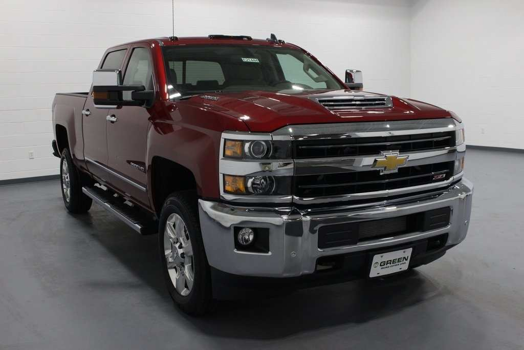 43 The Best 2019 Chevy Silverado Hd Exterior And Interior