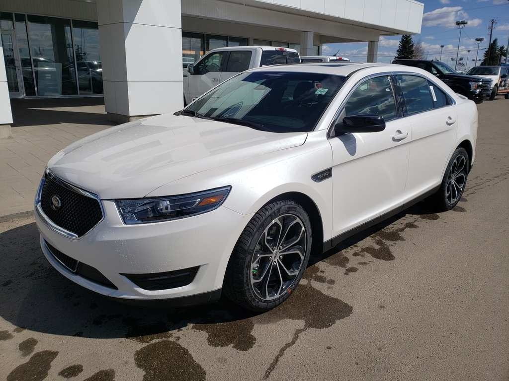 43 The Best 2019 Ford Taurus Sho Pricing