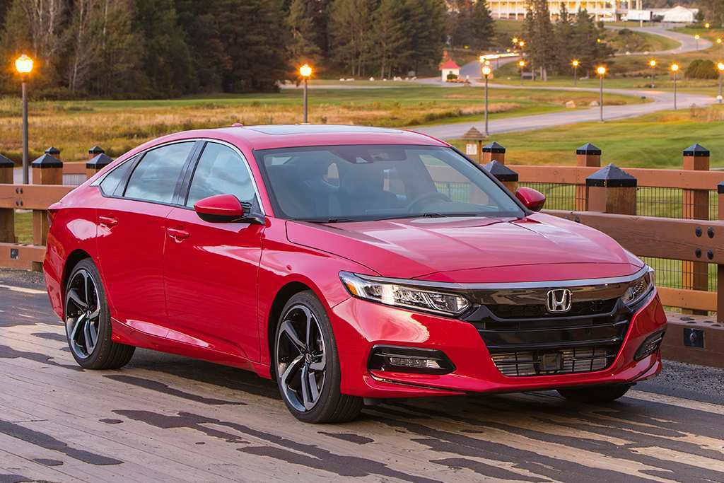 43 The Best 2019 Honda Accord Coupe Ratings