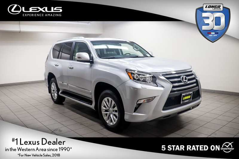 43 The Best 2019 Lexus Gx470 Rumors