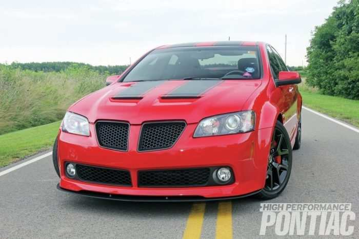 43 The Best 2019 Pontiac G8 Gt Overview