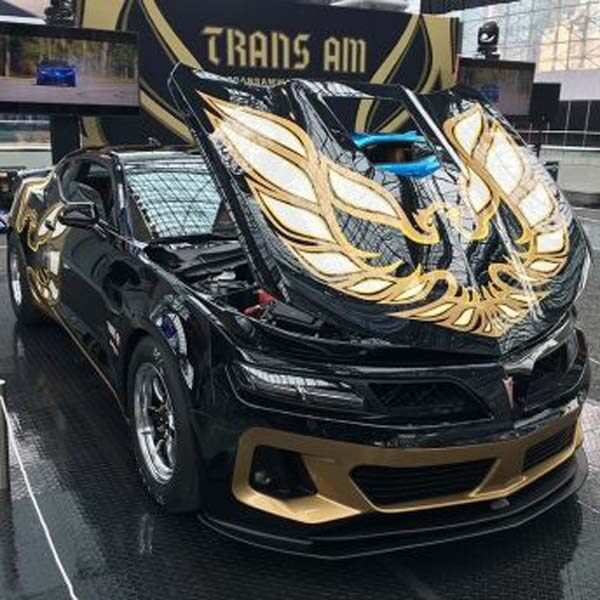 43 The Best 2019 Pontiac Trans Am Concept And Review