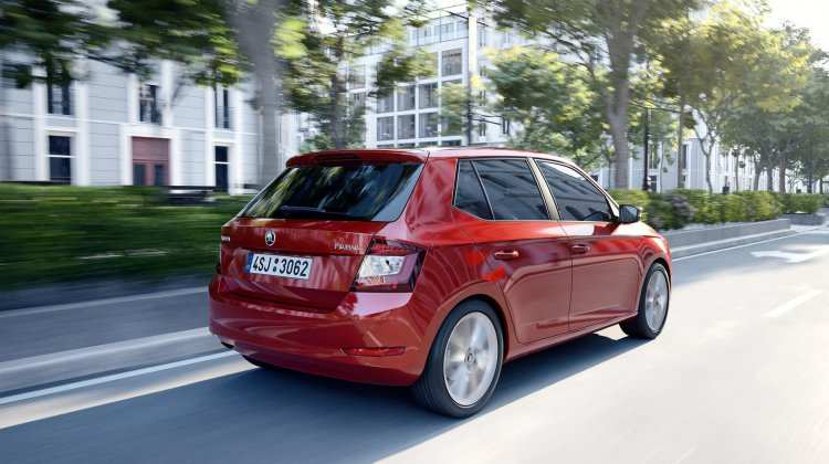 43 The Best 2019 Skoda Fabia Price
