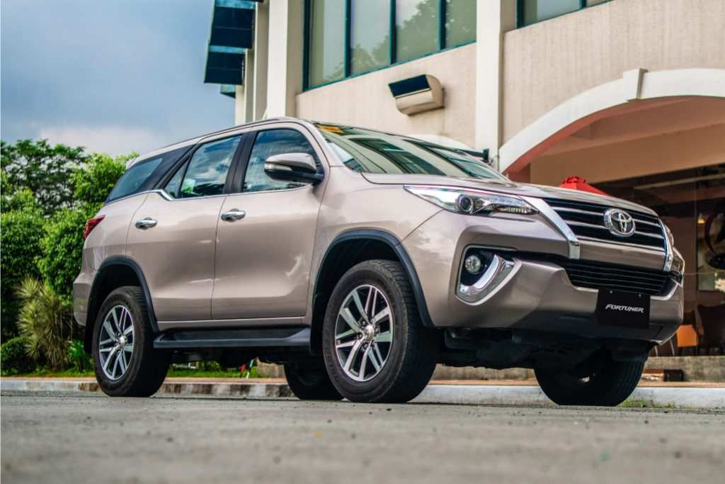 43 The Best 2019 Toyota Fortuner Specs