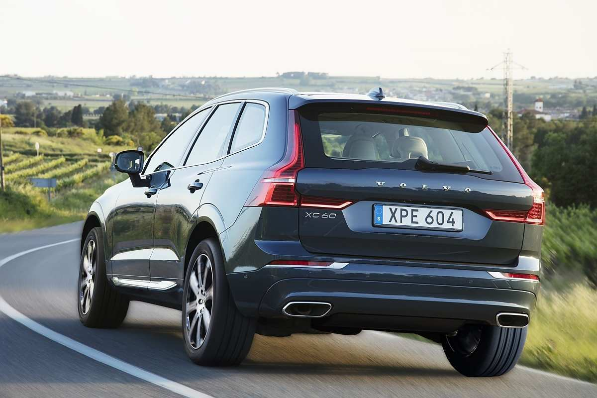 43 The Best 2019 Volvo XC60 Speed Test