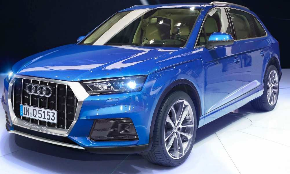 43 The Best 2020 Audi Q5 Price Design And Review