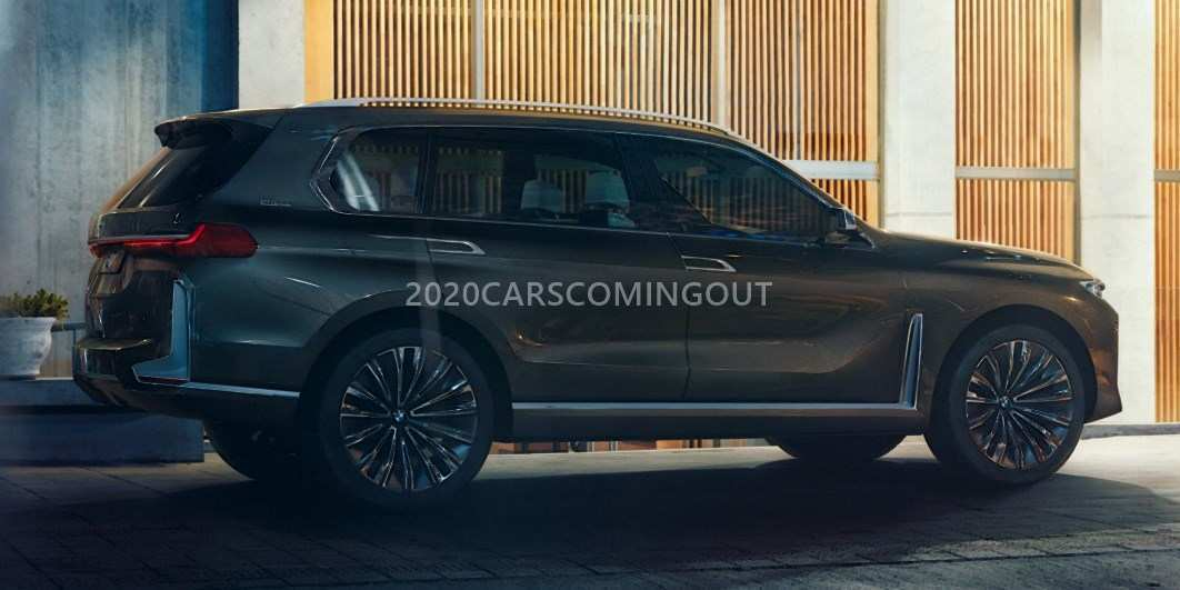 43 The Best 2020 BMW X7 Suv New Concept