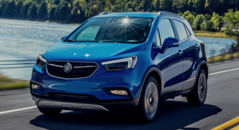 43 The Best 2020 Buick Encore Changes Images