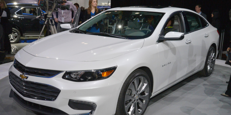 43 The Best 2020 Chevrolet Malibu Exterior