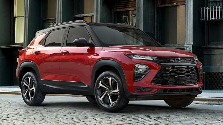 43 The Best 2020 Chevy Trailblazer Price And Release Date