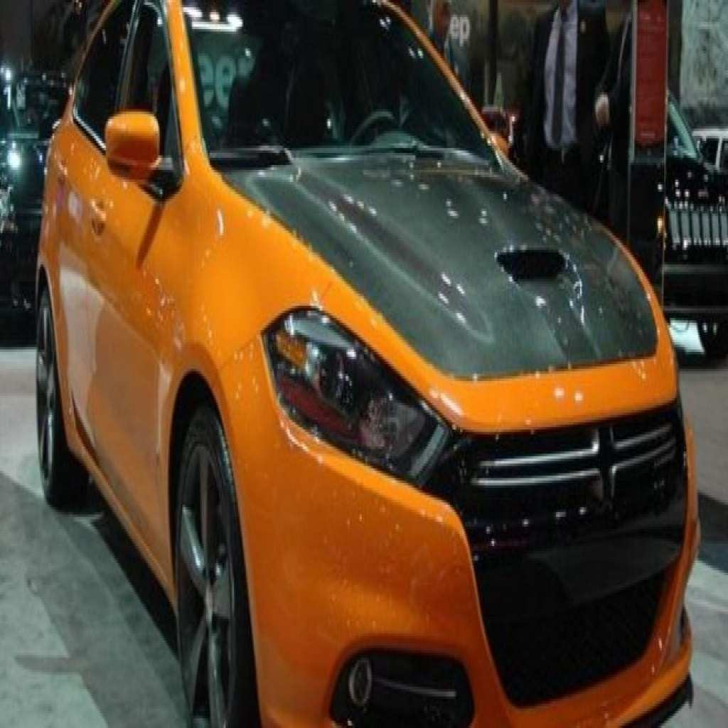 43 The Best 2020 Dodge Dart SRT Performance And New Engine