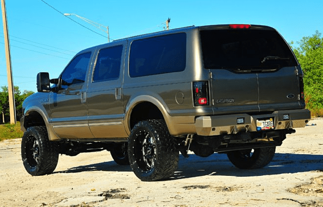 43 The Best 2020 Ford Excursion Diesel Redesign And Concept