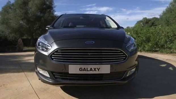 43 The Best 2020 Ford Galaxy Release