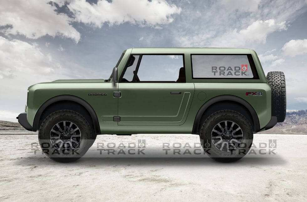 43 The Best 2020 Ford Svt Bronco Raptor Specs And Review