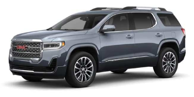 43 The Best 2020 GMC Acadia Exterior