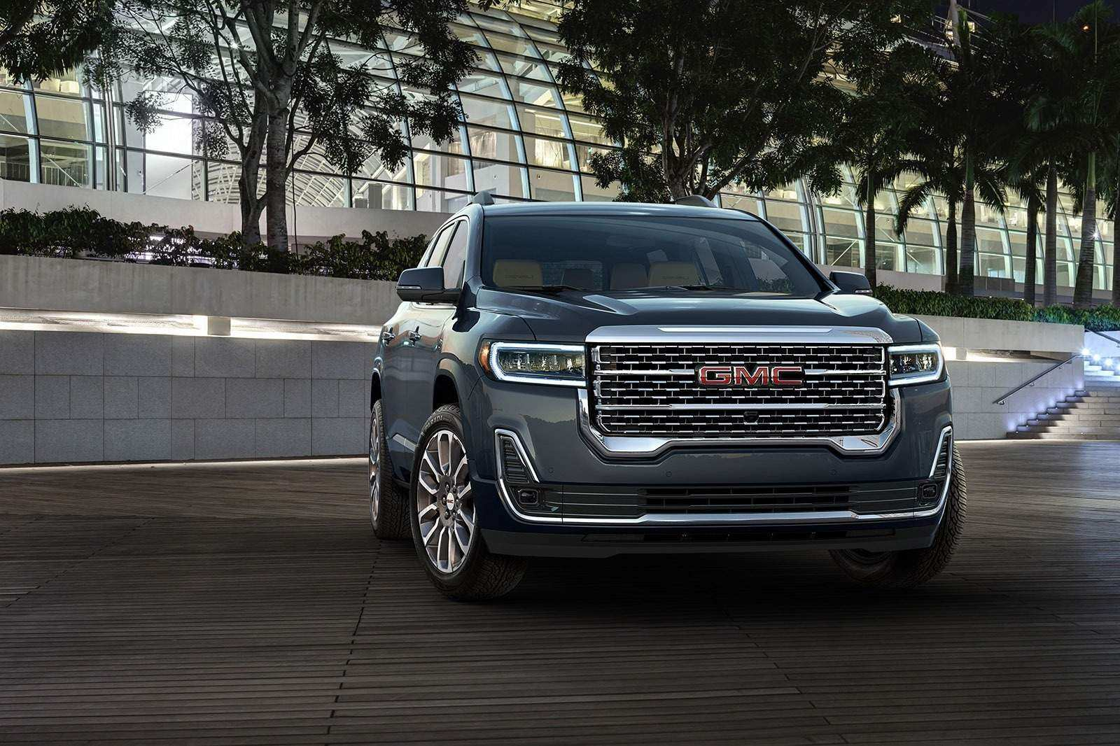 43 The Best 2020 GMC Acadia Vs Chevy Traverse Specs And Review