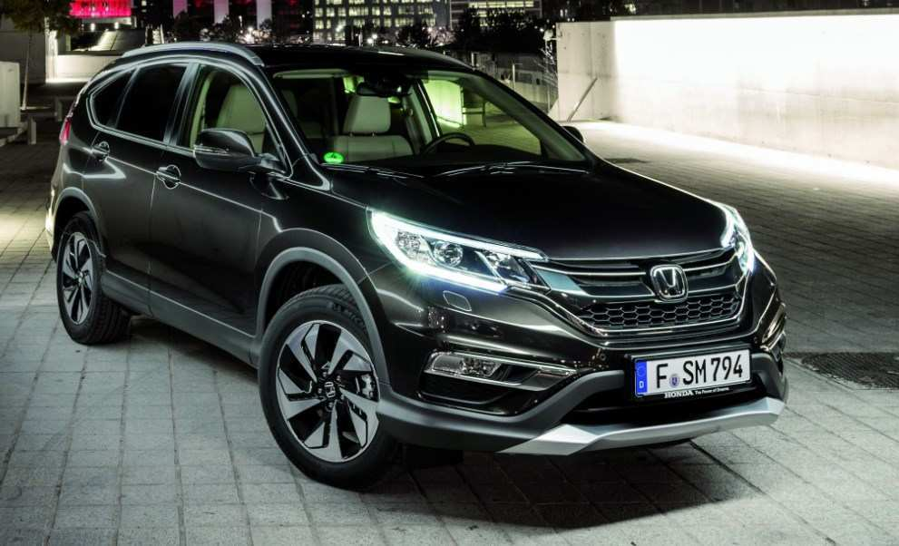 43 The Best 2020 Honda CR V New Review