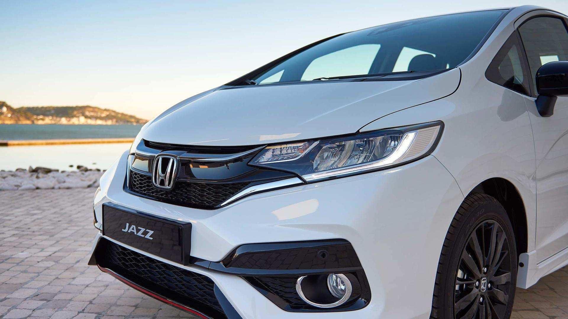 43 The Best 2020 Honda Jazz New Review