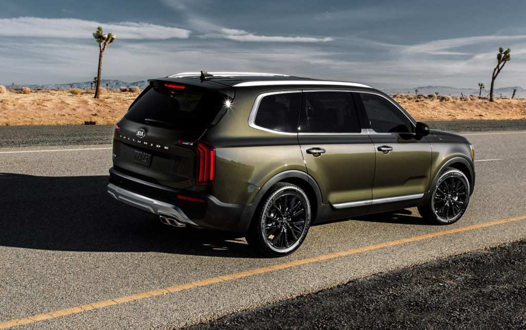 43 The Best 2020 Kia Telluride Hybrid New Model And Performance