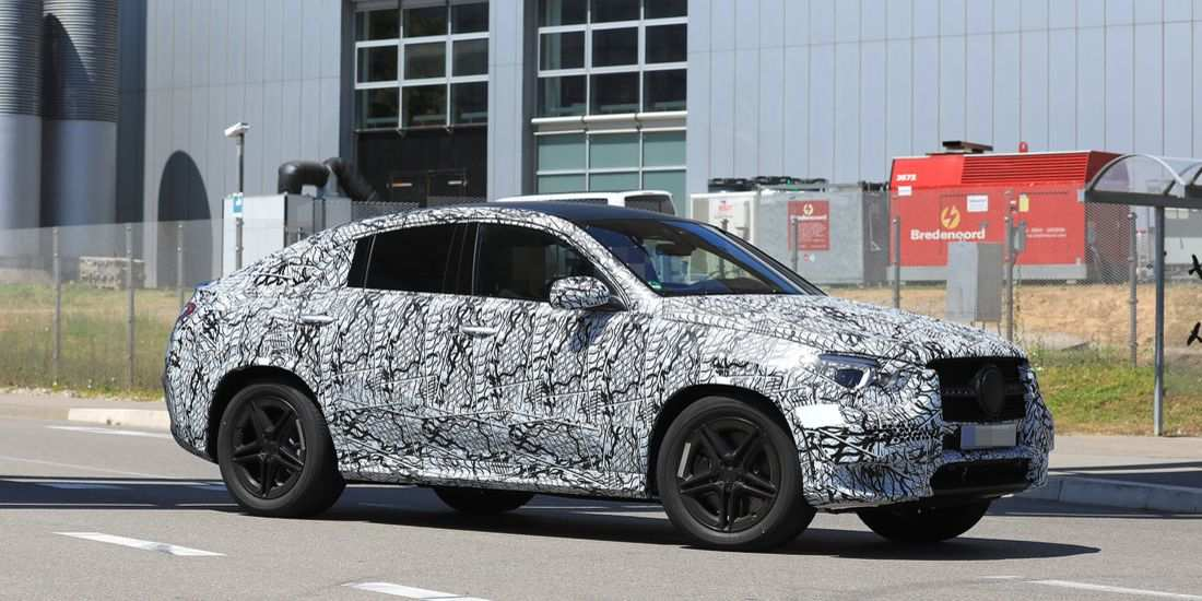 43 The Best 2020 Mercedes Gle Coupe Pictures