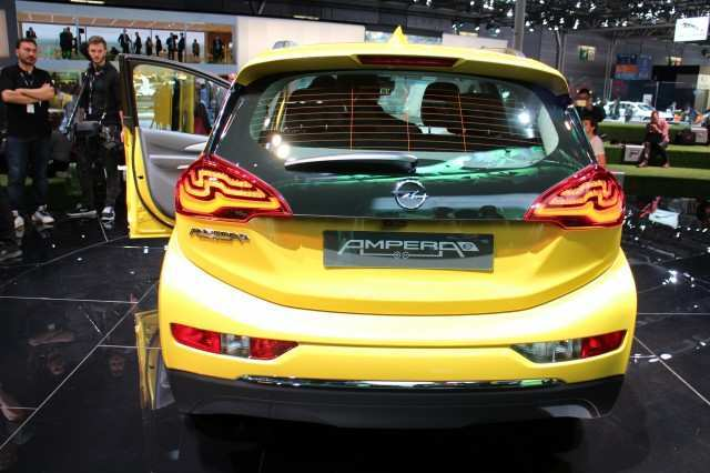 43 The Best 2020 Opel Ampera New Model And Performance