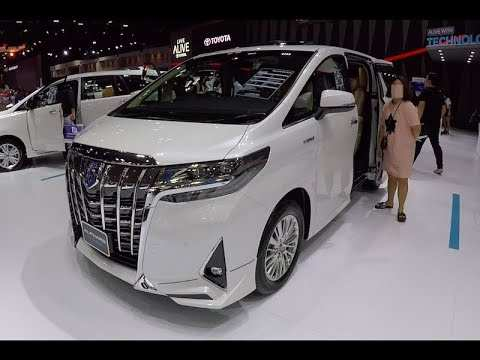 43 The Best 2020 Toyota Alphard Images