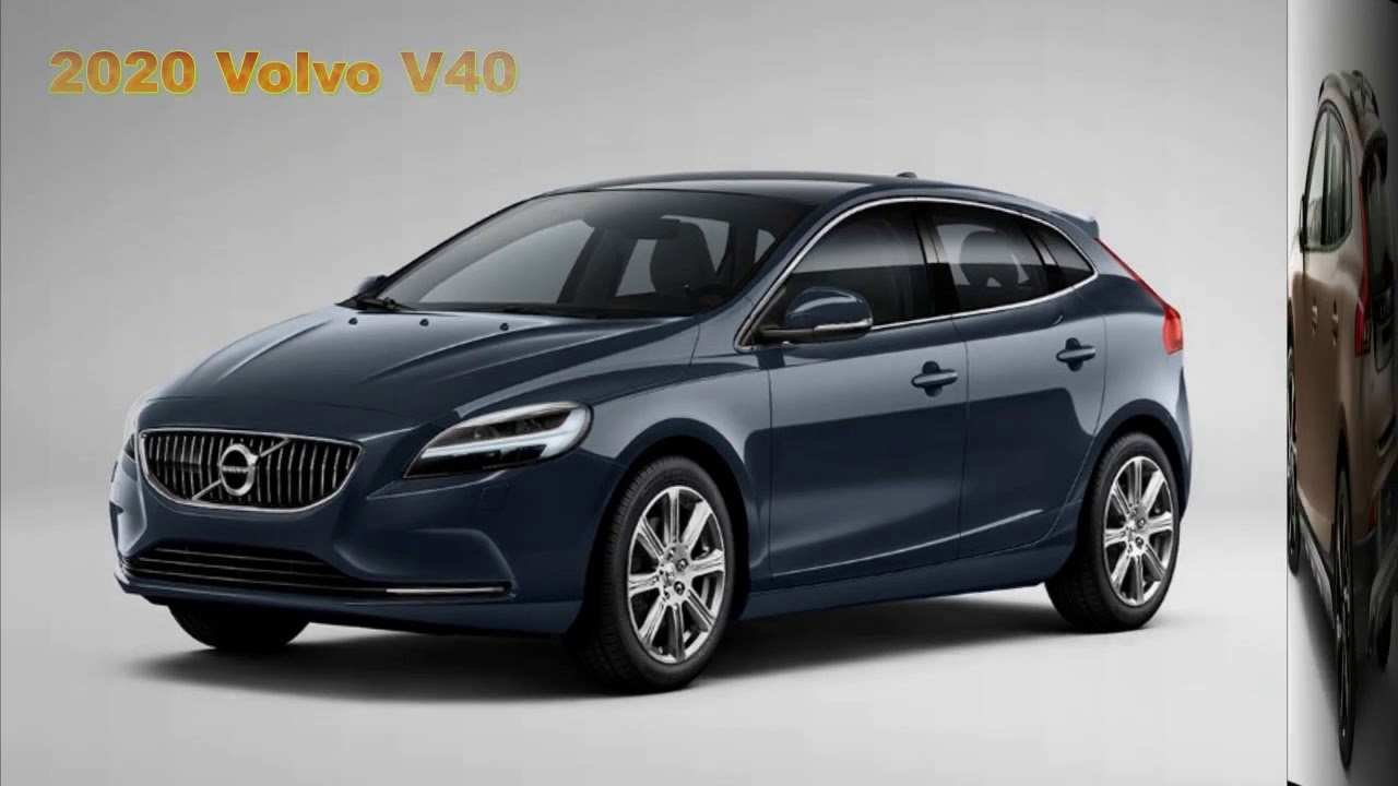 43 The Best 2020 Volvo V40 Us Review And Release Date