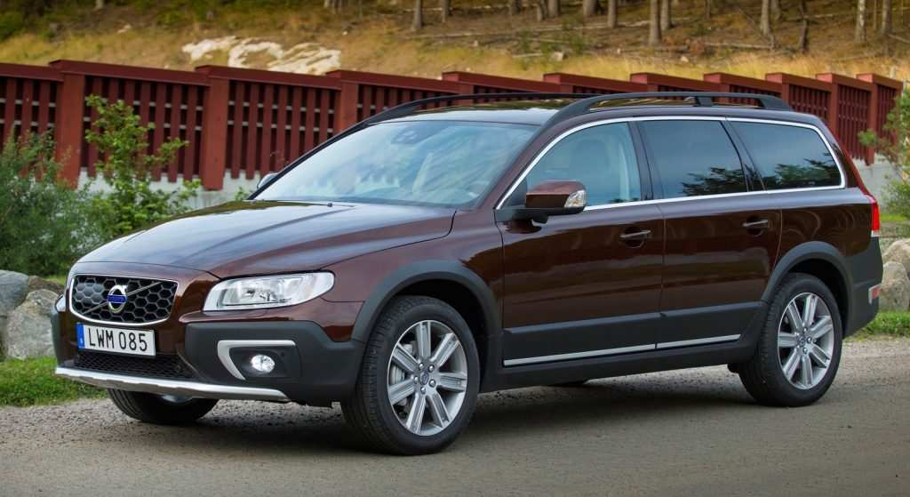 43 The Best 2020 Volvo Xc70 Wagon Pictures
