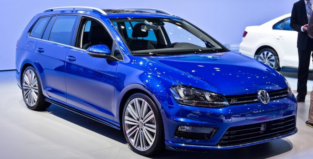 43 The Best 2020 Vw Golf Sportwagen New Model And Performance