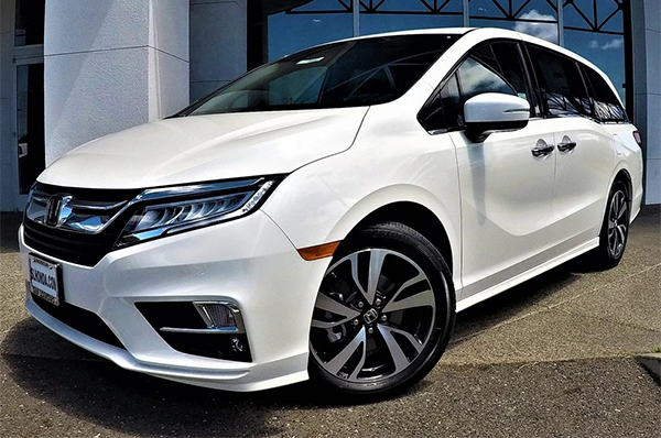 43 The Best Honda Odyssey 2020 Redesign New Review