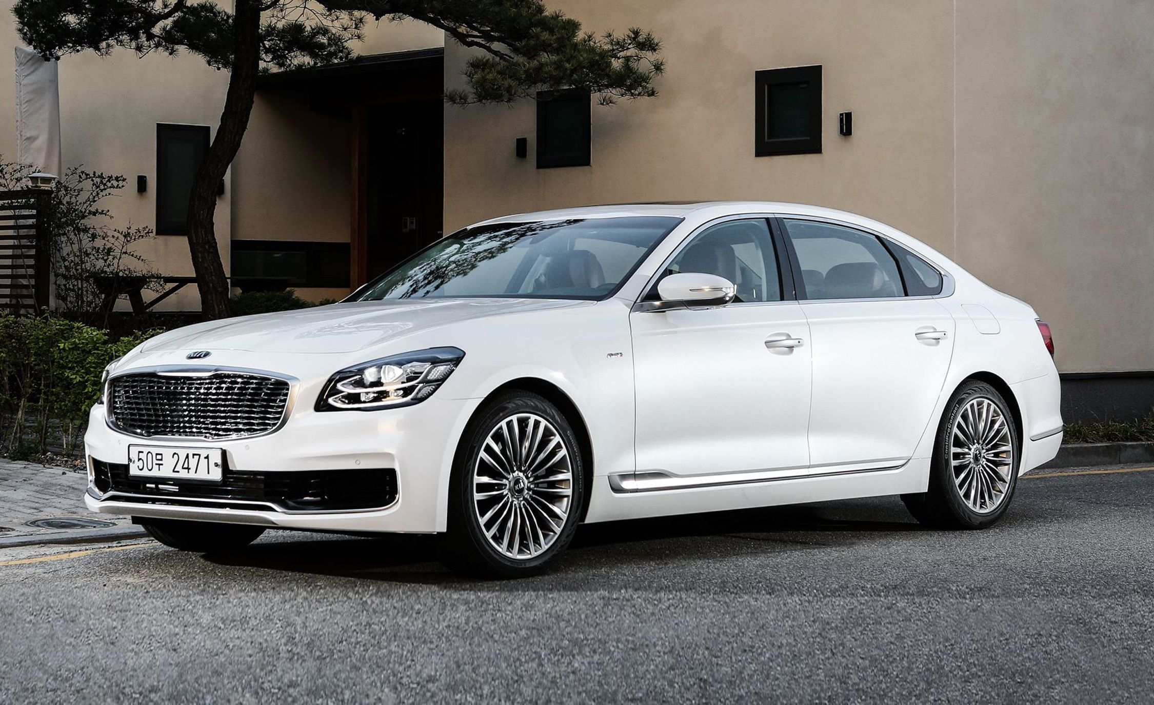 43 The Best K900 Kia 2019 Redesign And Concept