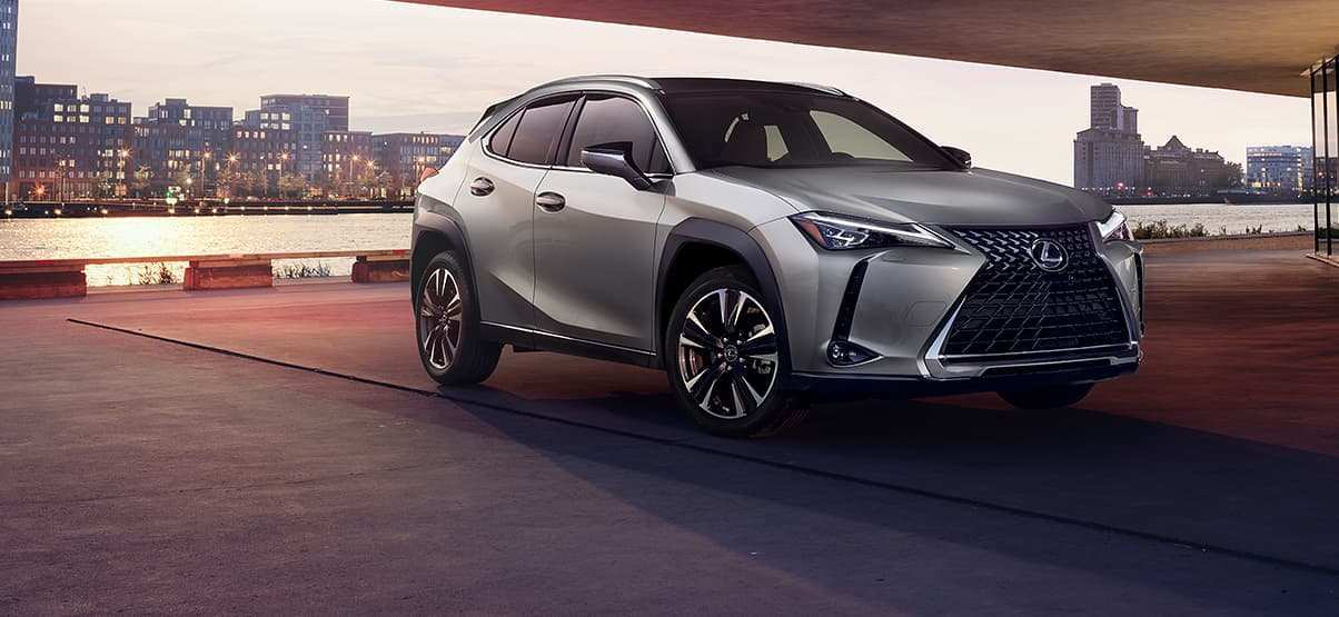 43 The Best Lexus 2019 Ux Redesign And Concept