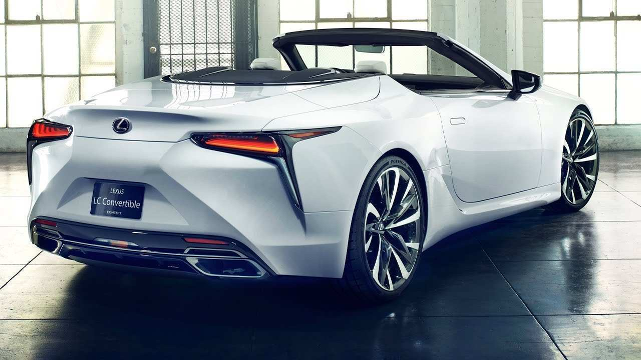 43 The Best Lexus Convertible 2020 Prices
