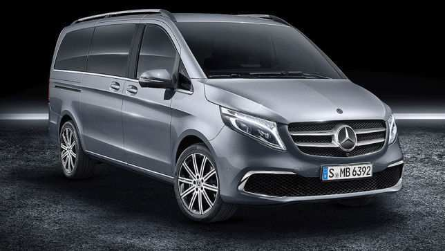 43 The Best Mercedes V Klasse 2019 Release Date