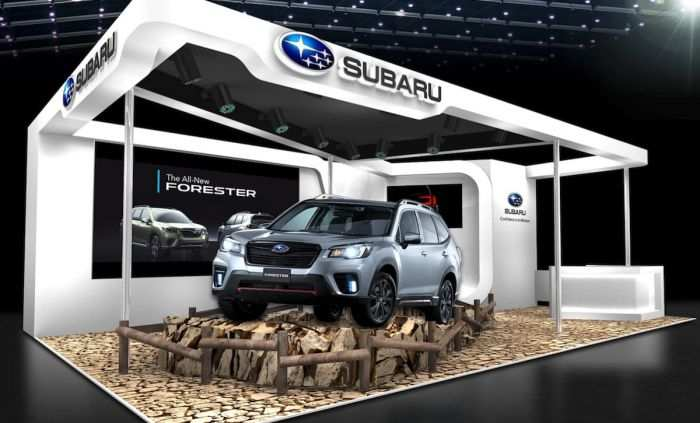 43 The Best Subaru Forester 2019 Ground Clearance Pricing