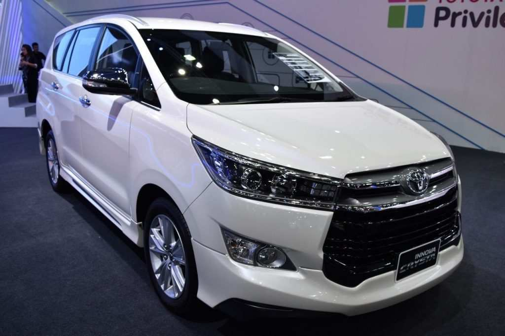 43 The Best Toyota Innova Crysta 2020 Engine