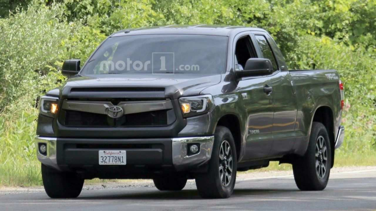 43 The Best Toyota Tundra 2020 Release Date Concept