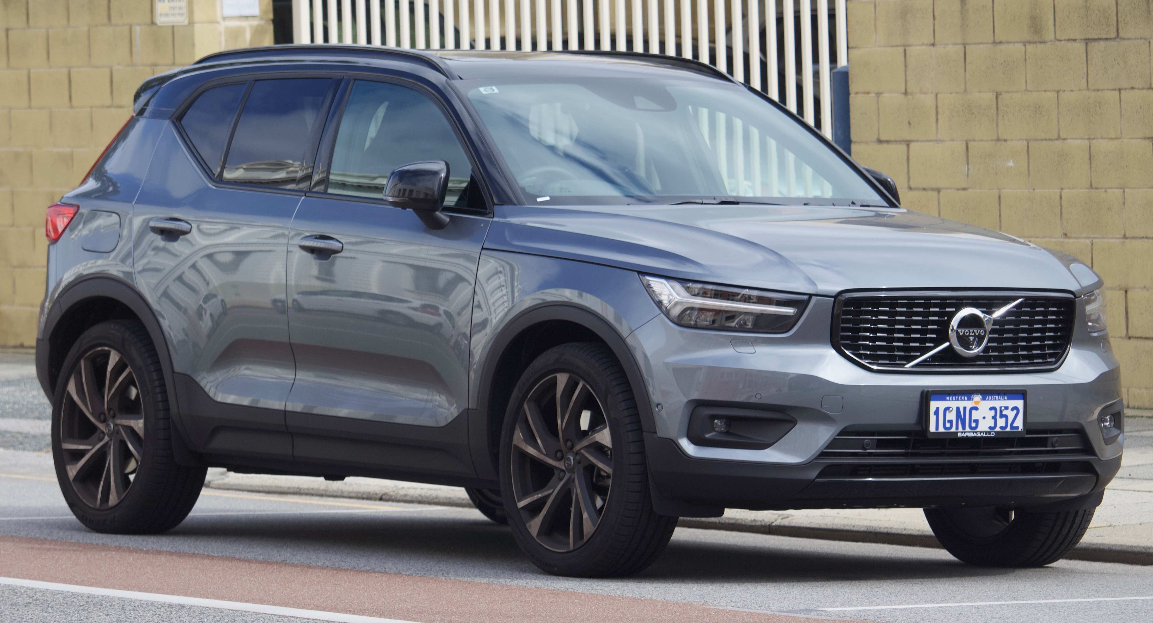 43 The Best Volvo Cx40 2019 Price And Review
