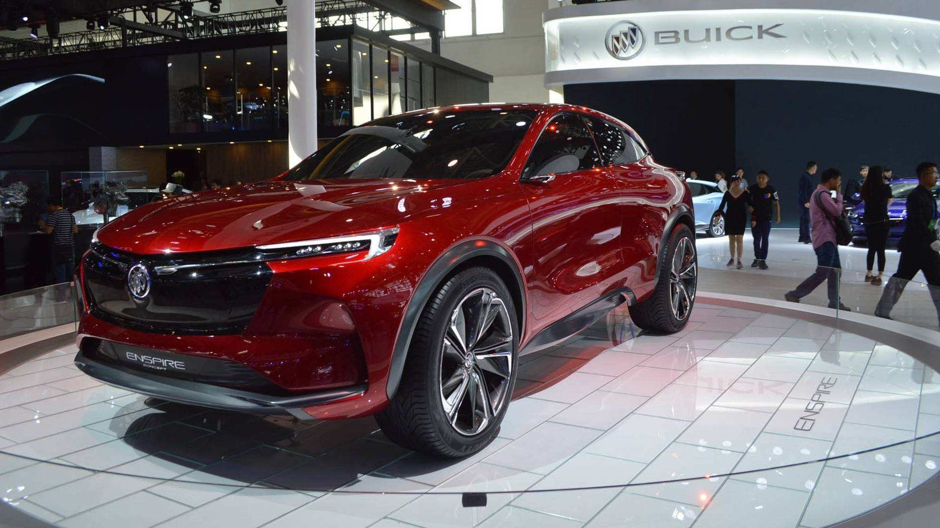 43 The Buick Enspire 2020 Release Date And Concept